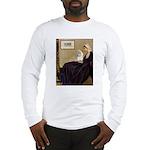 Whistler's / Havanese Long Sleeve T-Shirt