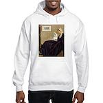 Whistler's / Havanese Hooded Sweatshirt