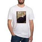 Whistler's / Havanese Fitted T-Shirt