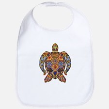 Each Turtle Art Bib