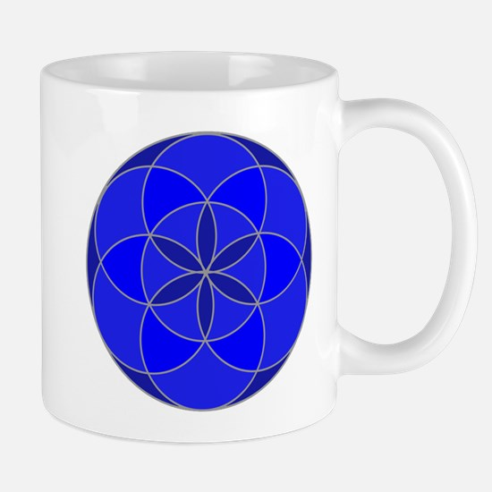 Seed of Life Angel 16 Mug