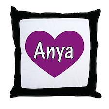Anya Throw Pillow