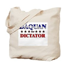 DAQUAN for dictator Tote Bag