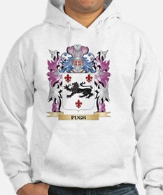 Pugh Coat of Arms - Family Crest Hoodie