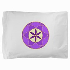 Seed of Life Angel 18 Pillow Sham
