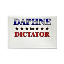 DAPHNE for dictator Rectangle Magnet