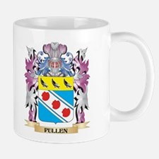 Pullen Coat of Arms - Family Crest Mugs