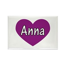 Anna Rectangle Magnet (100 pack)