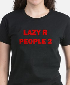 Lazy R People 2 (Yellow T) T-Shirt