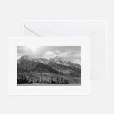 Grand Tetons, WY - Greeting Cards