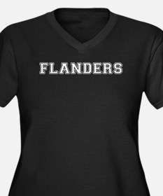 Flanders Plus Size T-Shirt