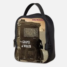 The Grapes of Wrath Neoprene Lunch Bag