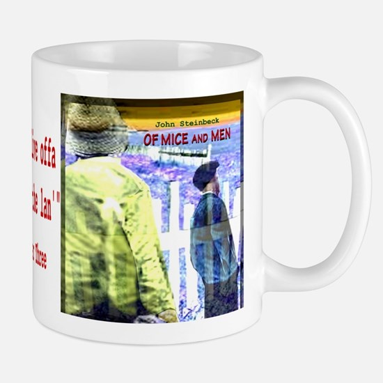 Of Mice and Men quote Mug