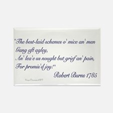 """Of mice and men, Robert Burns' """"Best laid"""" quote R"""