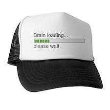 Brain loading, please wait Trucker Hat