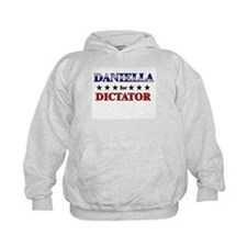DANIELLA for dictator Hoodie