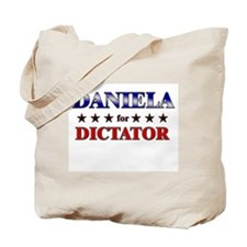 DANIELA for dictator Tote Bag