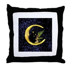 Claire 3 Throw Pillow