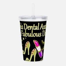 CHIC DENTAL ASST Acrylic Double-wall Tumbler