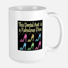 CHIC DENTAL ASST Large Mug