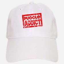 Puggle ADDICT Baseball Baseball Cap