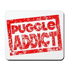 Puggle ADDICT Mousepad