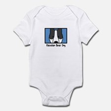 Anime Karelian Bear Dog Baby Bodysuit