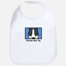 Anime Karelian Bear Dog Bib