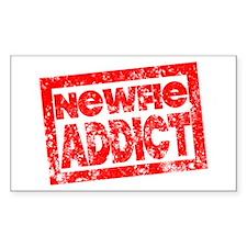 Newfie ADDICT Decal