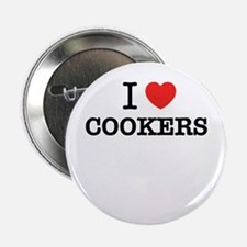 "I Love COOKERS 2.25"" Button"