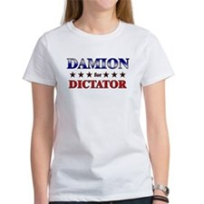 DAMION for dictator Tee
