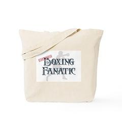 Boxing Fanatic Tote Bag