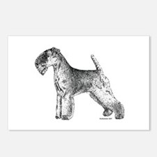 Lakeland Terrier Postcards (Package of 8)