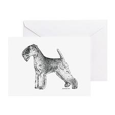 Lakeland Terrier Greeting Card