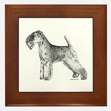 Lakeland Terrier Framed Tile