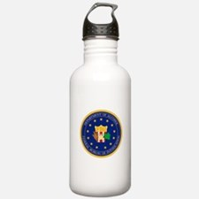 FBI - Department Of A Water Bottle