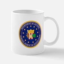 FBI - Department Of Alcohol Mug