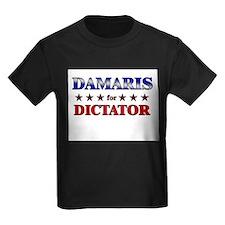 DAMARIS for dictator T