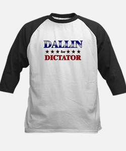 DALLIN for dictator Kids Baseball Jersey