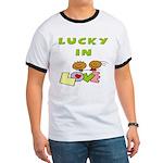 Lucky in Love Ringer T
