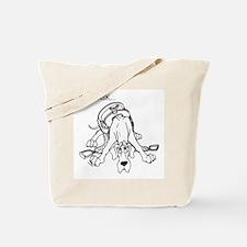 Don't Ask N Great Dane Tote Bag