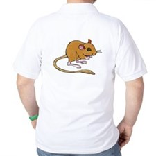 Titter Mouse Polo Shirt
