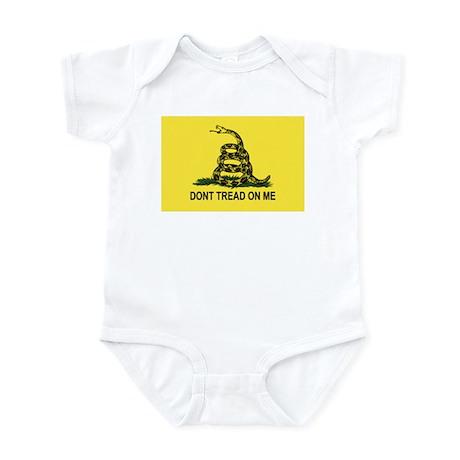 Gadsden Flag Infant Bodysuit