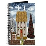 Merry Christmas Cottage Journal