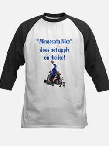 Minnesota Nice Kids Baseball Jersey