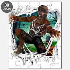 Rip Roaring Werewolf Puzzle