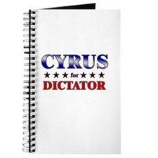 CYRUS for dictator Journal