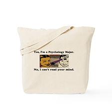 Cute Psychology major Tote Bag
