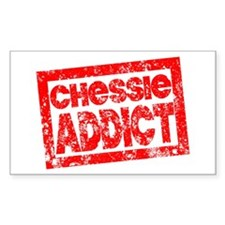 Chessie ADDICT Decal