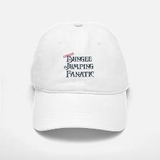 Bungee Jumping Fanatic Baseball Baseball Cap